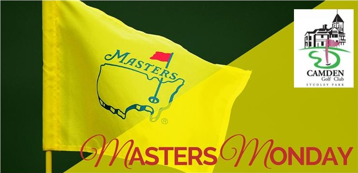 US Masters Golf Event