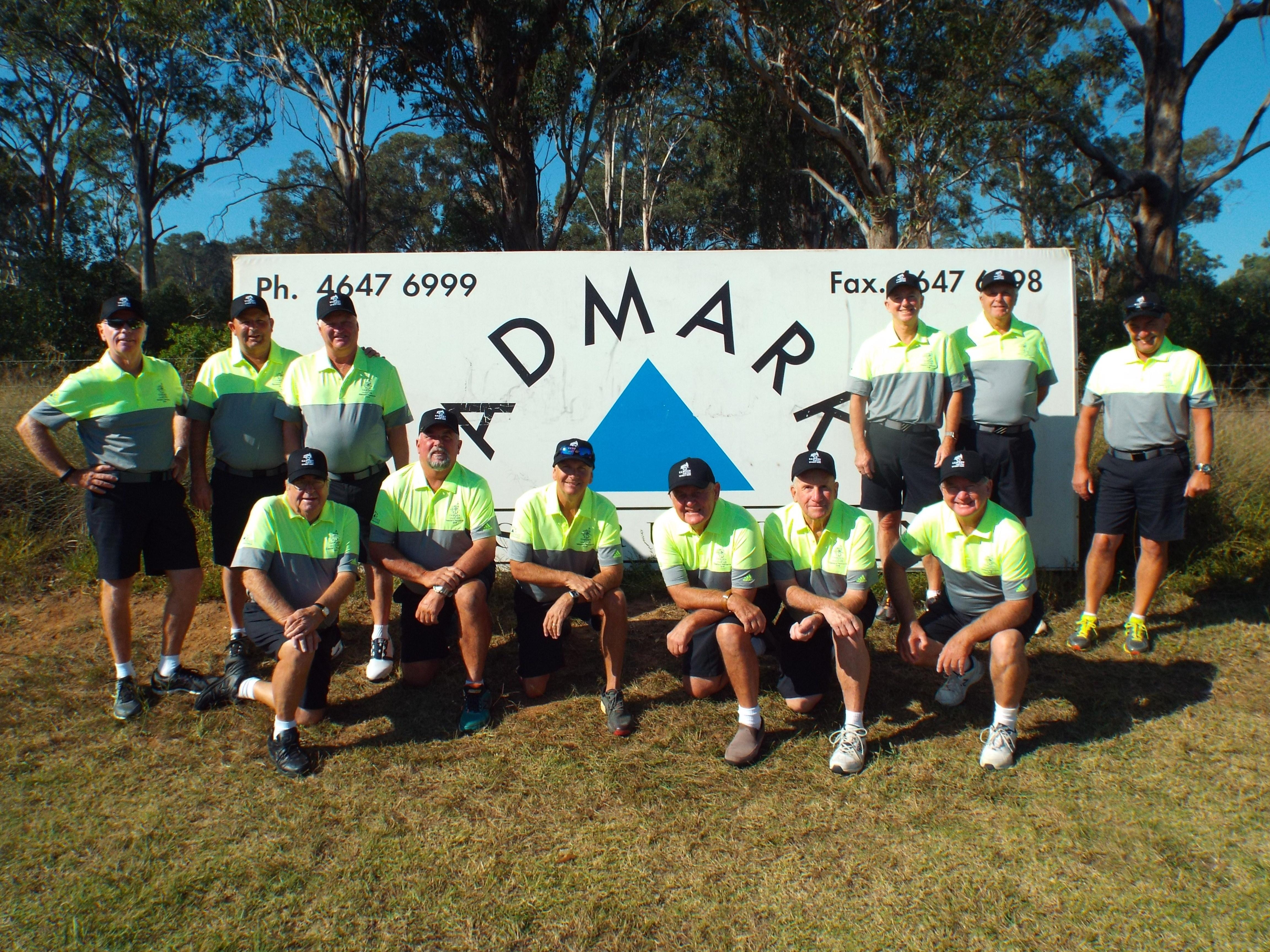 Masters Pennant Team